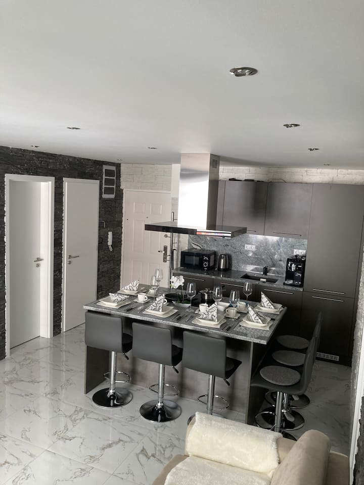 Swiss Luxury Apartment