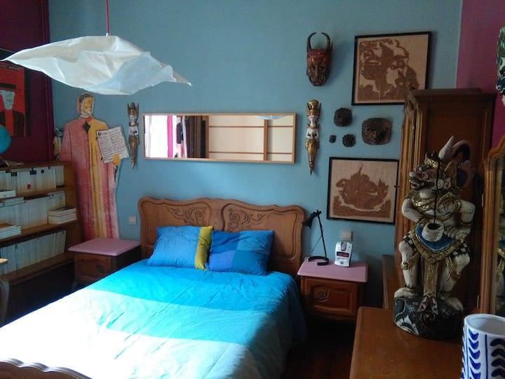 Florence-Bali : invitation au voyage/ à la lecture