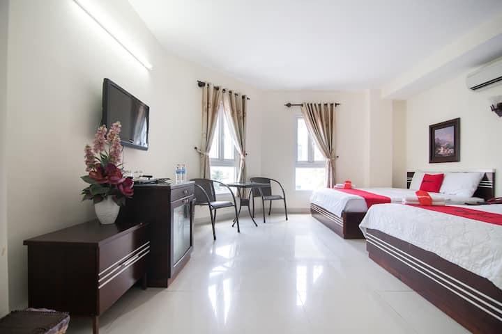 RedDoorz Family Room Next to Vung Tau BEACH