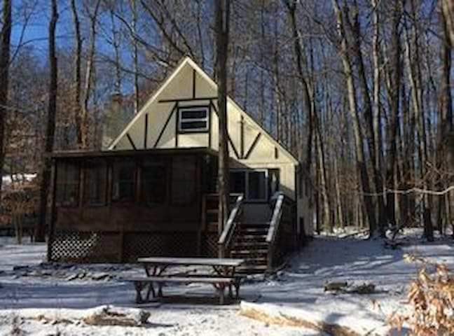Cozy Chalet in Arrowhead Lake - Coolbaugh Township - Bungalo