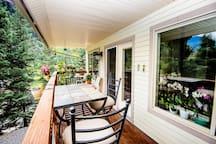 Balcony Sitting Area