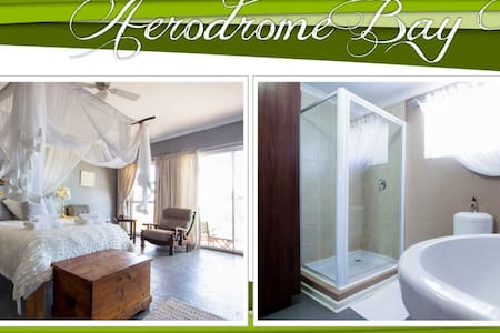 Aerodrome Bay - Gariepdam - Bed & Breakfast