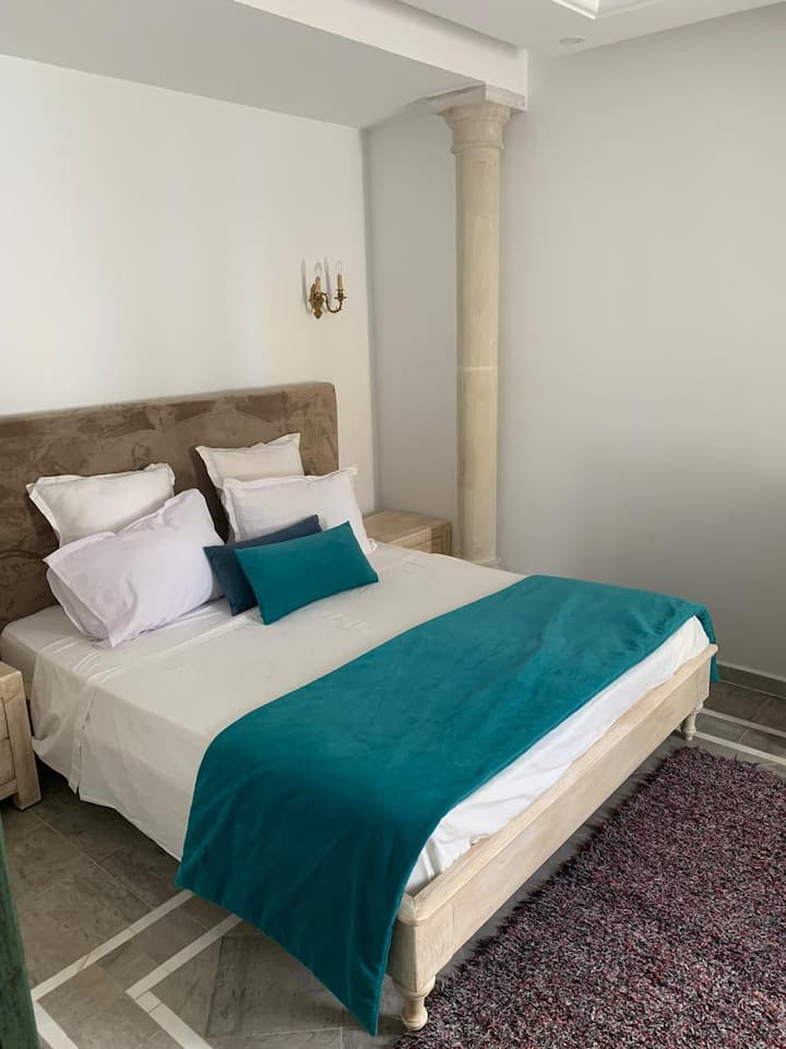 AirBetter - Fabulous Stay at Dar Gino Kélibia - Double