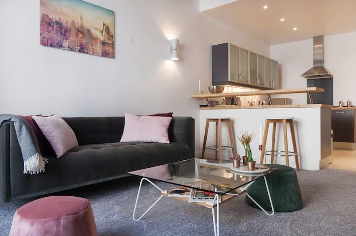 Parfait appartement au coeur de Versailles StLouis - Versailles - Appartamento