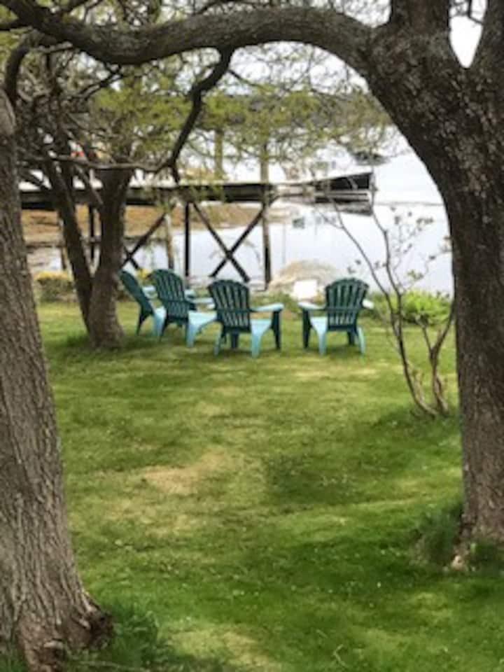 Boat Builders Retreat - Main House