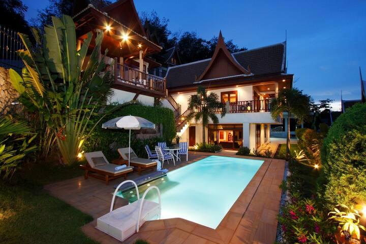 Baan Yin Dee Villa Patong - Patong - Villa