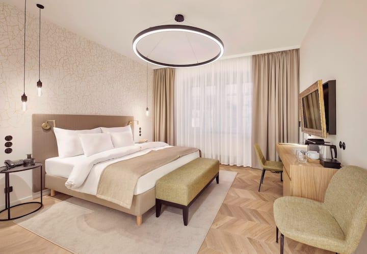 Hotel OLDINN, Classic King Room