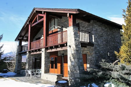 Espectacular Casa en Prats i Samsor para 10 pax - Riu de Cerdanya - Rumah