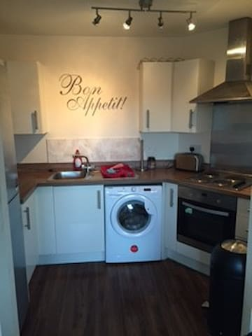 City Centre Apartment near station - Wolverhampton - Daire