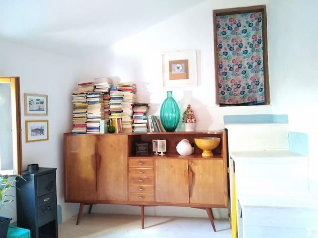 Casa Azul~tra storia e mare