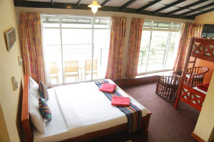 Mount View Room with Balcony