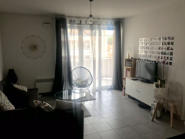 Appartement cosy t2 proche Toulouse