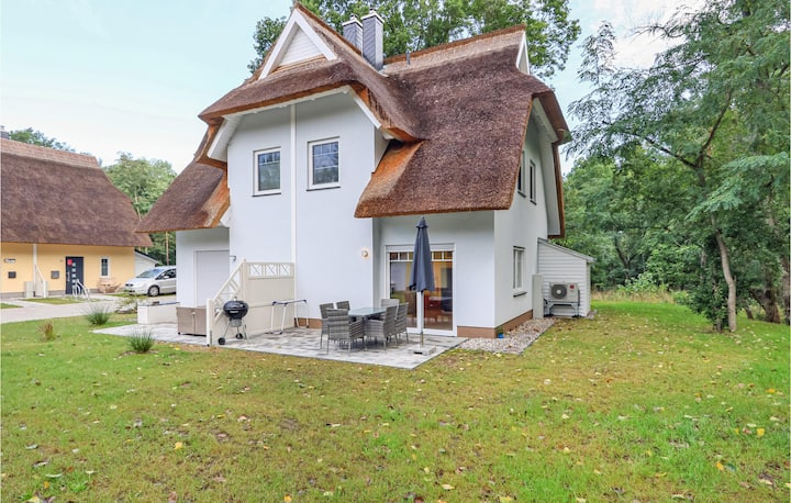 Semi-Detached with 2 bedrooms on 62m² in Zirchow/Usedom