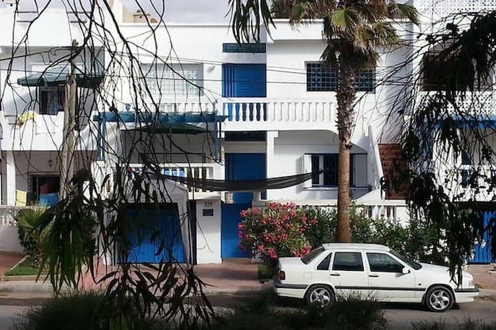 Appartement face à la grande plage - Oualidia - Appartement