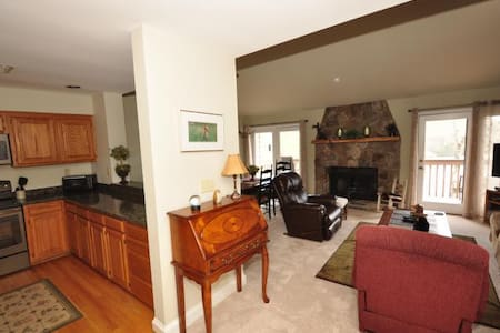 Quail Cove #1602 - Lake Lure - Villa