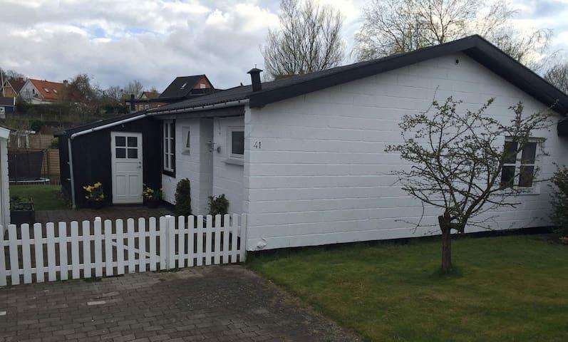 Hyggeligt hus i Ålsgårde