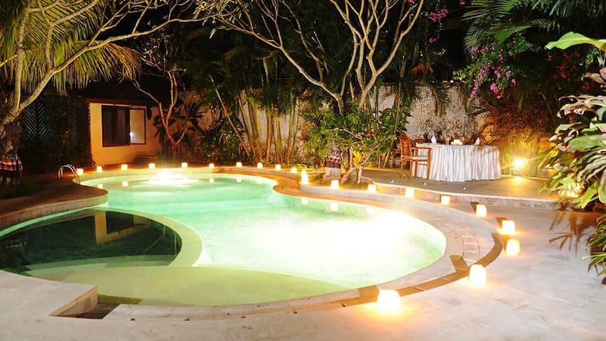 3BR Baliana Villa Legian