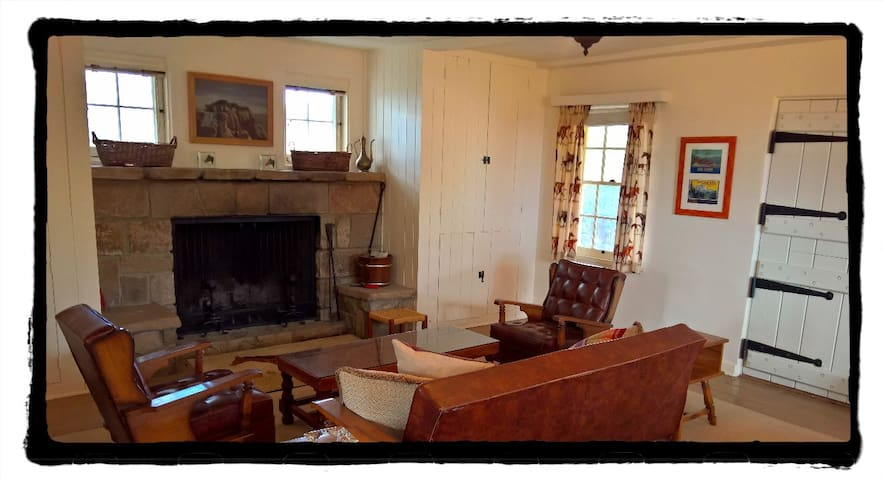 Private Suite at Historic Ranch - Patagonië - Bed & Breakfast