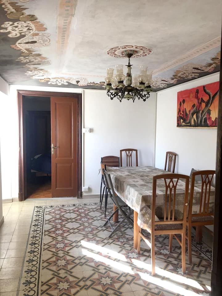 House with 4 bedrooms in Quaratica, with wonderful mountain view and terrace - 20 km from the beach