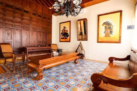 Javanese Heritage Vibes at Griya Pamengkang