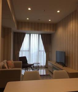 New bedroom w/ 5 stars facilities @BRANZ BSD