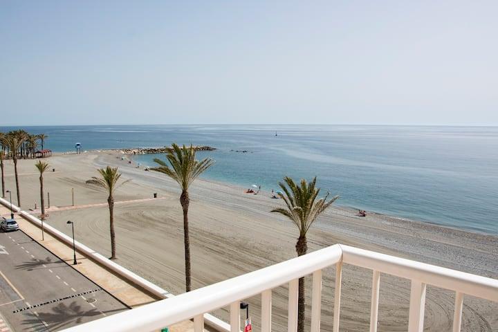 Apartamento en Torrenueva con vistas al mar