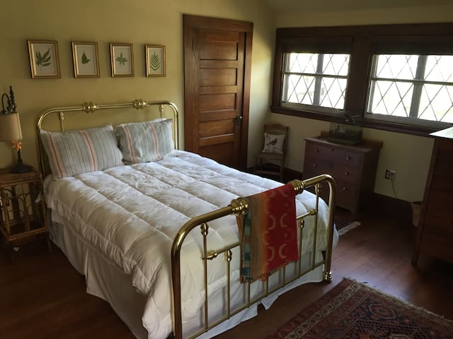 Comfortable and quiet room in West End of Hartford - Hartford - Casa