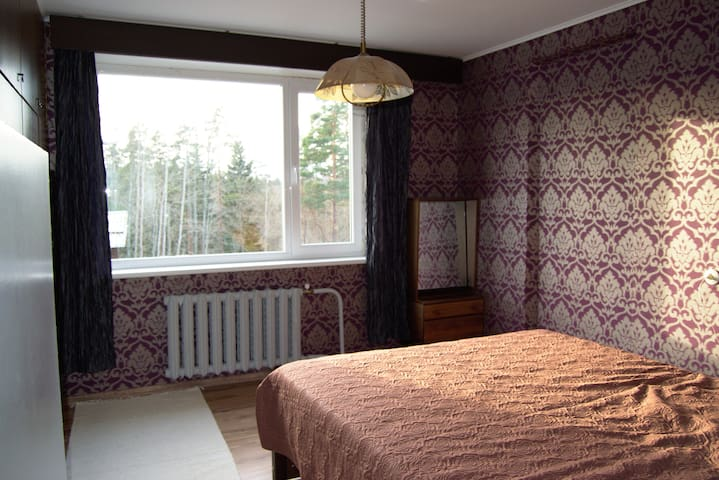 Nice room near the stadium - Otepää - Haus