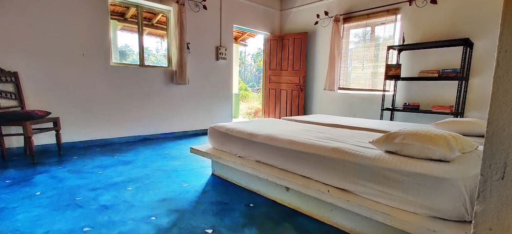 Authentic Goan Home near Morjim Turtle Beach