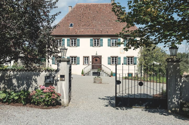 Hofgut Dornsberg am Bodensee - Eigeltingen - Penzion (B&B)