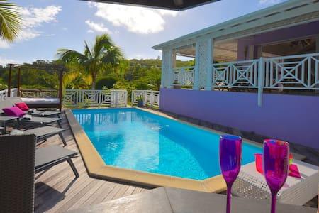 Beautiful Villa - one minute from Orient Beach - Grand-Case