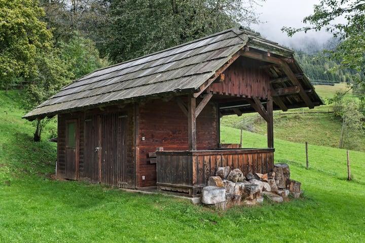 Vintage-Ferienhaus in Arriach, Kärnten mit eigenem Garten