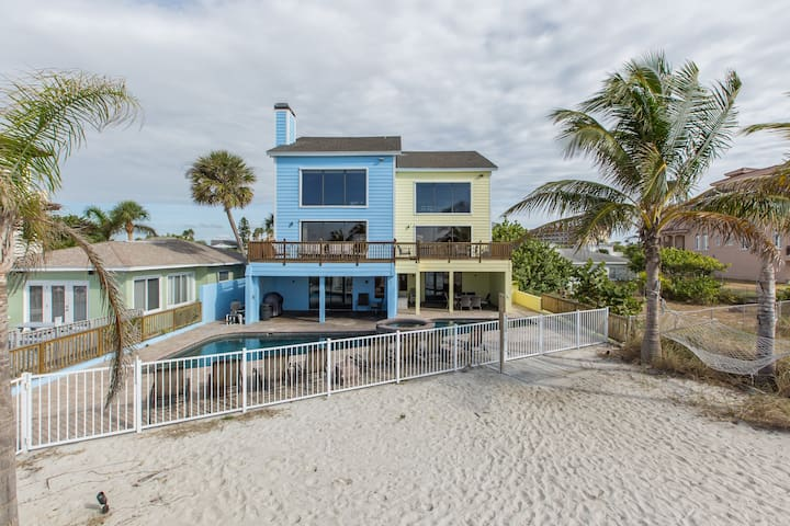 Tropical Paradise - Redington Shores - Huis