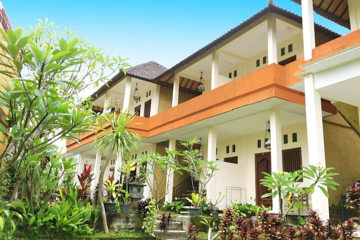 Good Location Guest House away from crowds in Ubud