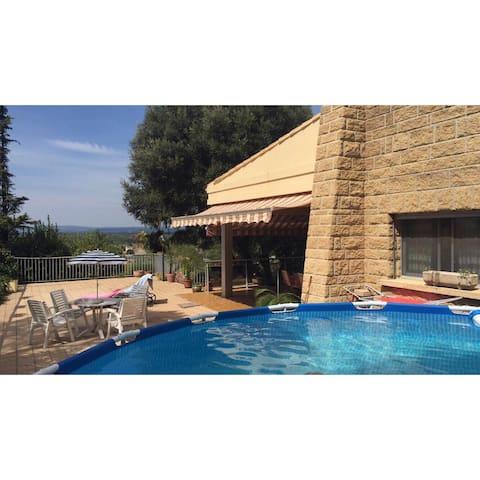 Villa au coeur de la Provence - Bollène