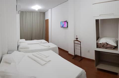 Apartamento completo no centro em Bagé!