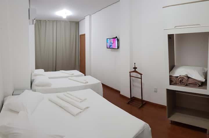 Apartamento completo no centro em Bagé! 02