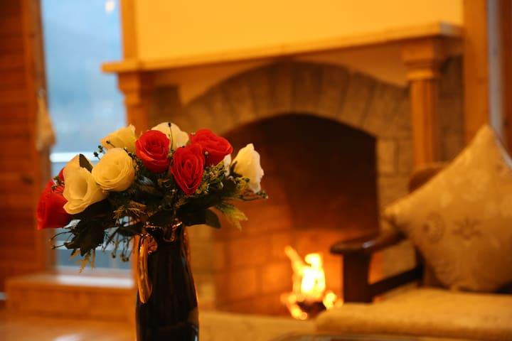 peacheaven cottage - Manali - Bungalow