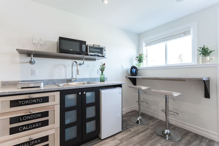 ★VIP East Coat Trail Flat★Close to Everything, BBQ