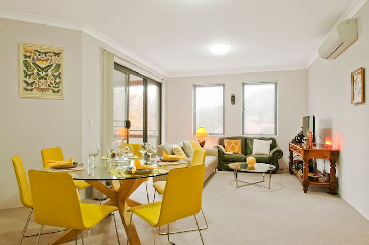 Floria Apartment - close to cafes, galleries, pool - Mittagong - Apartment