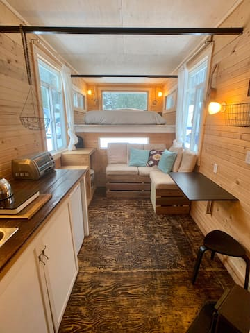 Revelstoke Tiny House