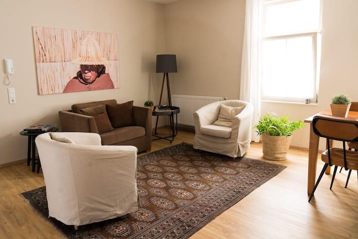 Apartment 1.OG mit superschnellem WLAN-BASF Tor 7