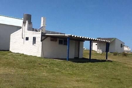 Casa en playa sur cabo Polonio. - Cabo Polonio