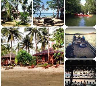 Bungalow on the beach - Krabi - Bungalow - 2