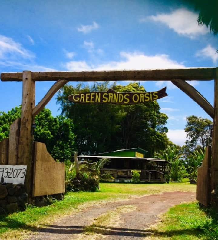 Green Sands Cabin 2, Big Island, Hi, Naalehu