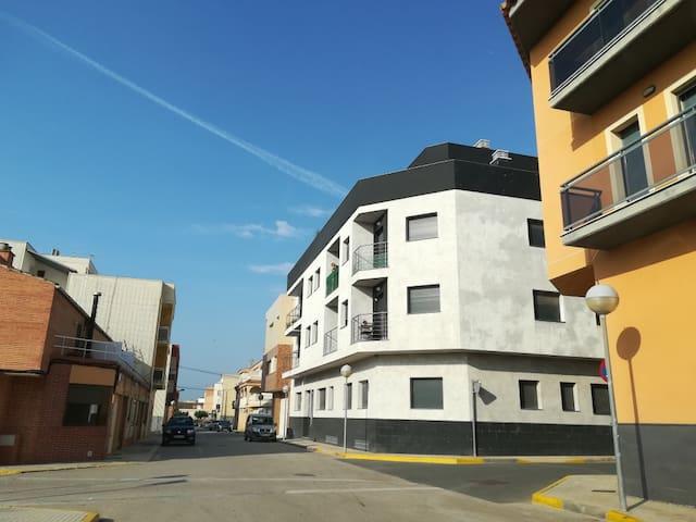 Apartamento en Camarles, Delta del Ebro, entero