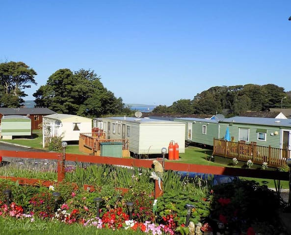 Cairnryan caravan private rental