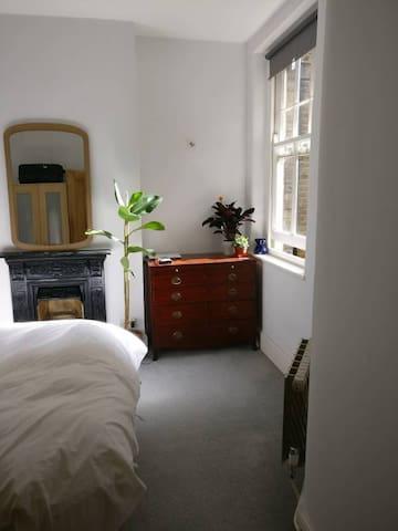 Edwardian Garden Apartment in Oval, London