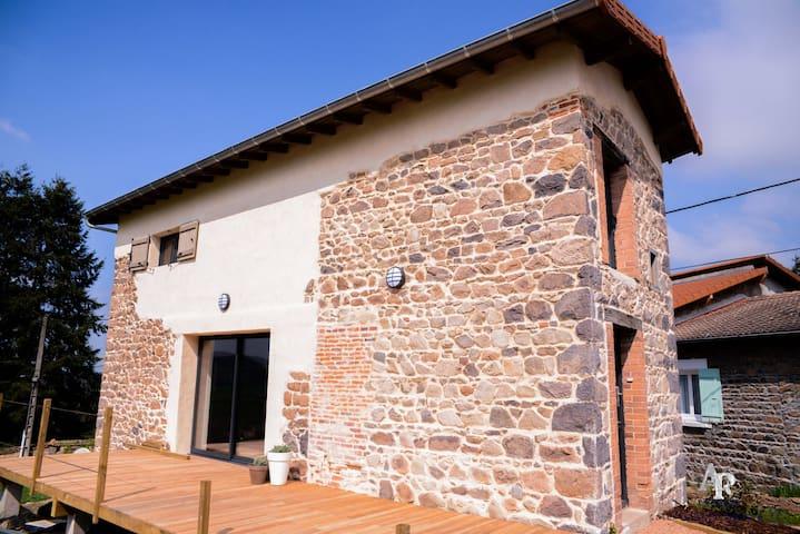 Le Petit Bracou - Amplepuis - Rumah
