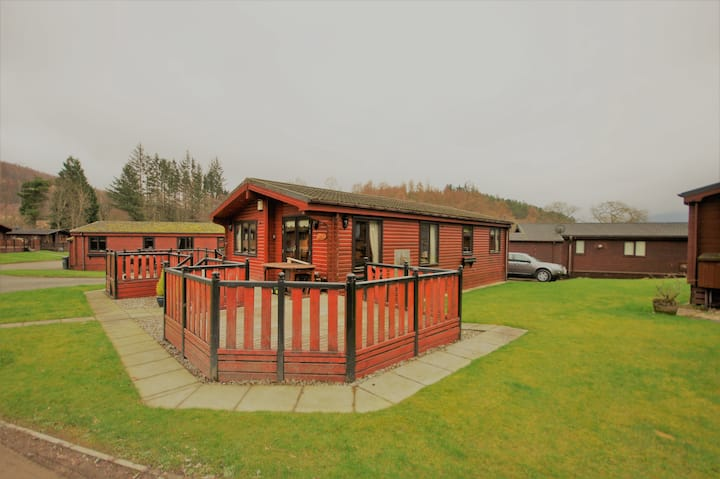 The Lodge at Ben Lomond